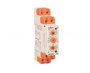 Rơ le bảo vệ điện áp 600VPR – Selec
