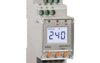 Rơ le bảo vệ điện áp kỹ thuật số 900VPR – Selec