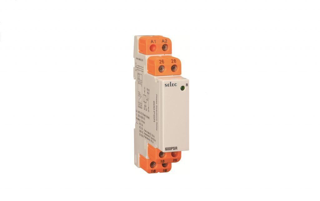 Relay bảo vệ pha 600PSR - Selec