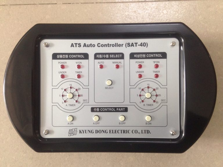 Bộ điều khiển ATS KyungDong KD06-40