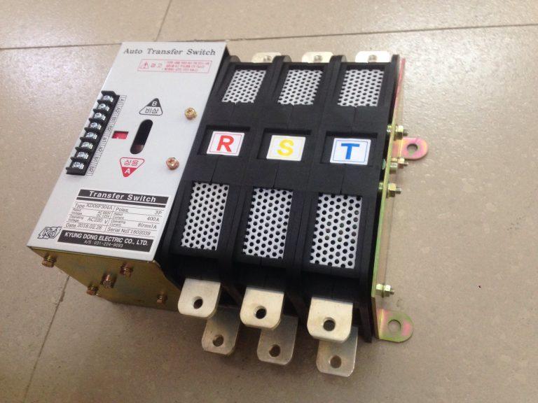 Thiết bị chuyển đồi nguồn ATS 3P 100A
