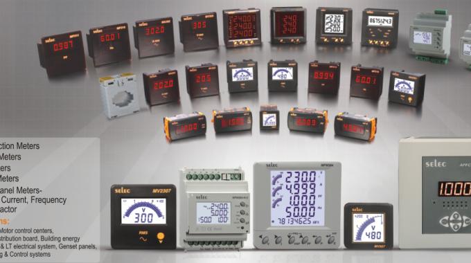 Catalog thiết bị điện Selec – Ấn Độ