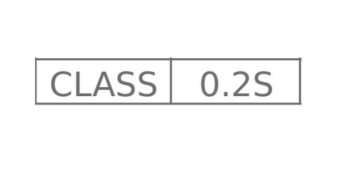 Sự khác nhau giữa cấp chính xác 0.2 và 0.2S